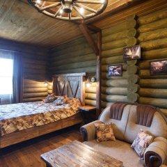 Hotel LogHouse Стандартный номер двуспальная кровать фото 29