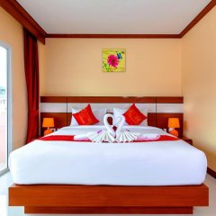 Отель Phusita House 3 2* Улучшенный номер с различными типами кроватей фото 15