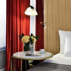 Hotel L'Echiquier Opéra Paris MGallery by Sofitel 4* Номер Classic с различными типами кроватей фото 5