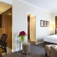 Отель Warwick Geneva 4* Стандартный номер с различными типами кроватей