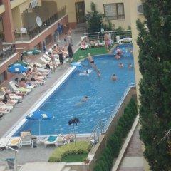 Отель Panorama Beach Studio Болгария, Несебр - отзывы, цены и фото номеров - забронировать отель Panorama Beach Studio онлайн бассейн фото 3