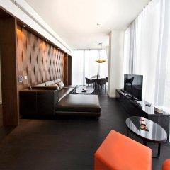 Отель Melia Vienna 5* Представительский люкс с различными типами кроватей фото 8