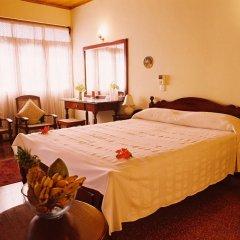 Отель Ganga Garden Бентота комната для гостей фото 2