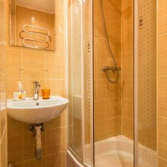 Отель Apartamenty Gronik Zakopane Косцелиско ванная