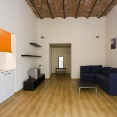 Апартаменты Chic & Basic Bruc Apartments Барселона комната для гостей