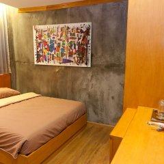 Отель Chaphone Guesthouse 2* Улучшенный номер с различными типами кроватей фото 6