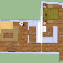 Отель Apartamento Alcalá 55 Испания, Мадрид - отзывы, цены и фото номеров - забронировать отель Apartamento Alcalá 55 онлайн сауна