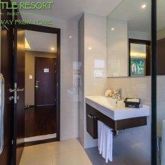 Отель The Title Phuket 4* Номер Делюкс с разными типами кроватей фото 26