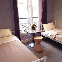 Отель Vintage Paris Gare du Nord by Hiphophostels Номер категории Эконом с различными типами кроватей фото 3