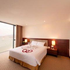 Muong Thanh Grand Nha Trang Hotel 4* Представительский люкс с различными типами кроватей фото 5