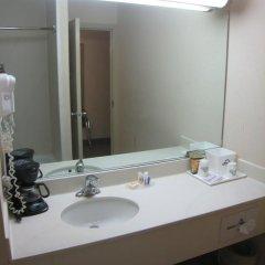 Отель Days Inn Columbus Airport 2* Стандартный номер с различными типами кроватей фото 6