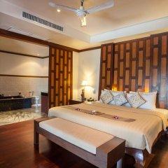 Отель Baan Yin Dee Boutique Resort 4* Президентский люкс двуспальная кровать фото 6
