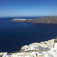 Отель Langas Villas Греция, Остров Санторини - отзывы, цены и фото номеров - забронировать отель Langas Villas онлайн приотельная территория фото 2