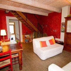 Отель B&B Lo Spigo Аулла комната для гостей фото 3