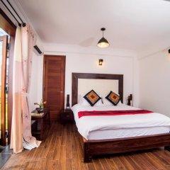 Отель Hoang Dao Villa 3* Номер Делюкс с двуспальной кроватью
