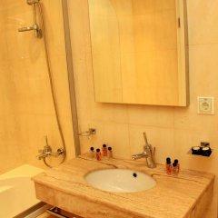 Отель St George Palace 4* Апартаменты с различными типами кроватей фото 17