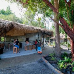Blanco Hostel at Lanta фитнесс-зал