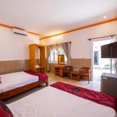 Отель Hanh Ngoc Bungalow 2* Стандартный номер с 2 отдельными кроватями фото 2