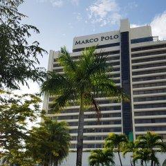 Отель Marco Polo Plaza Cebu Филиппины, Лапу-Лапу - отзывы, цены и фото номеров - забронировать отель Marco Polo Plaza Cebu онлайн балкон