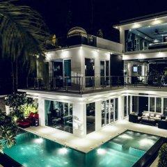 Отель Villas In Pattaya 5* Вилла Премиум с различными типами кроватей фото 22