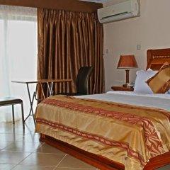 Beni Gold Apartment Hotel Лагос комната для гостей фото 2