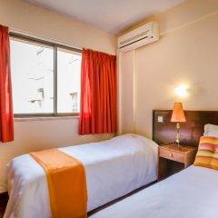 Dinya Lisbon Hotel 2* Стандартный номер с 2 отдельными кроватями фото 4
