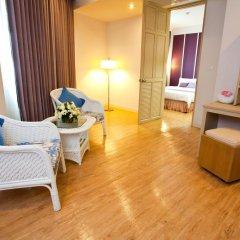 Trang Hotel Bangkok 3* Улучшенный номер с различными типами кроватей