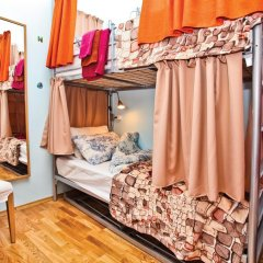 Seasons Hostel Кровать в общем номере двухъярусные кровати