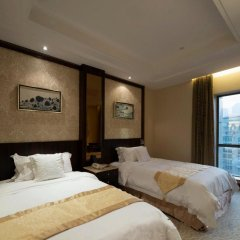 President Hotel 4* Номер Комфорт с разными типами кроватей фото 4