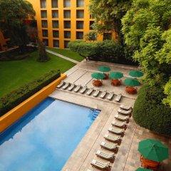 Отель Camino Real Polanco Mexico 4* Стандартный номер с разными типами кроватей фото 3