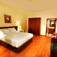 Hotel Golden Crown 3* Стандартный номер с двуспальной кроватью фото 8
