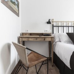 Отель Suite Home Sardinero 3* Стандартный номер с различными типами кроватей фото 14