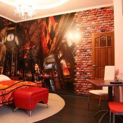 Herzen House Hotel Стандартный семейный номер с двуспальной кроватью фото 4