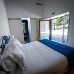Отель Morgadio da Calçada 4* Номер Делюкс разные типы кроватей фото 4