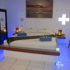 Отель Lanta Island Resort 3* Бунгало с различными типами кроватей фото 9