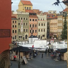 Отель Luxury Magic Home Польша, Варшава - отзывы, цены и фото номеров - забронировать отель Luxury Magic Home онлайн балкон