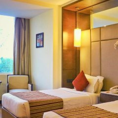 Отель City Park Airport 3* Представительский номер с различными типами кроватей фото 20