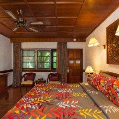 Отель Tropica Bungalow Resort 3* Улучшенное бунгало с различными типами кроватей фото 13