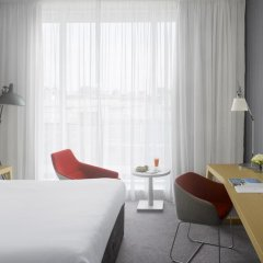 Radisson Blu Hotel, Glasgow 4* Стандартный номер с разными типами кроватей фото 4
