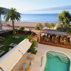 Отель & Spa Terraza Испания, Курорт Росес - 1 отзыв об отеле, цены и фото номеров - забронировать отель & Spa Terraza онлайн бассейн