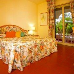 Hotel Caparena 4* Улучшенный номер фото 6