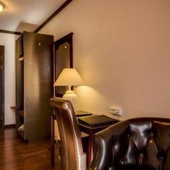 Helnan Phønix Hotel 4* Стандартный номер с различными типами кроватей