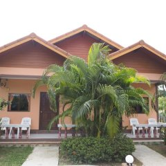 Отель Hatzanda Lanta Resort 3* Стандартный номер фото 11