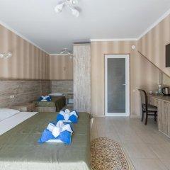 Гостиница Славянка комната для гостей фото 5