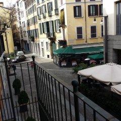 Отель Brera Италия, Милан - отзывы, цены и фото номеров - забронировать отель Brera онлайн балкон