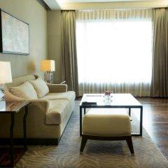 JW Marriott Hotel New Delhi Aerocity 5* Представительский люкс с различными типами кроватей фото 2