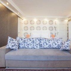 Отель Defne Suites Номер Делюкс с различными типами кроватей фото 12
