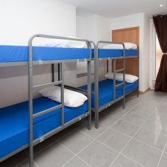 Galaxy Star Hostel Barcelona Кровать в общем номере с двухъярусной кроватью фото 15