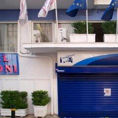 Hotel Anemoni городской автобус
