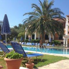 Corfu Perros Hotel бассейн фото 3